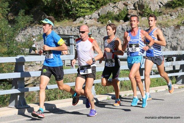 La course du Louch bon pied bon ½il à Isola !
