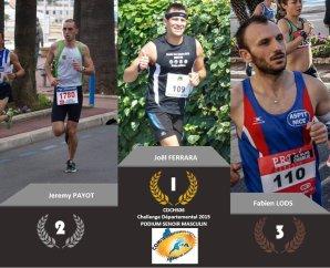 Anthony, Fabien et Jocelyne, lauréats 2015 du Challenge Route 06
