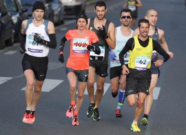 9ème Français à Paris, Nicolas Dalmasso « explose son record » sur Semi-marathon