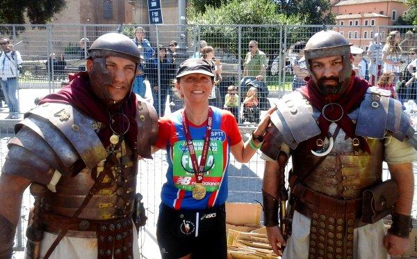 Marathon de Rome 2016 - On y était...