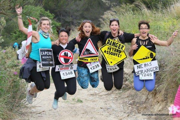 La Ronde des Collines Niçoises 2016 - Fred Gayol 3ème scratch