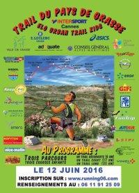 Trail du Pays de Grasse 2016