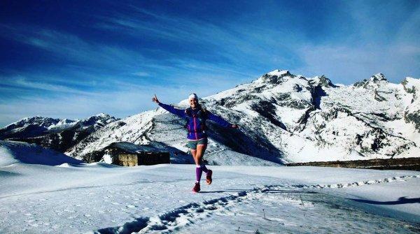 Trail de Tende 2016 - Victoire de Daphné Ulmann sur 47 km, Amandine Ginouves 2ème