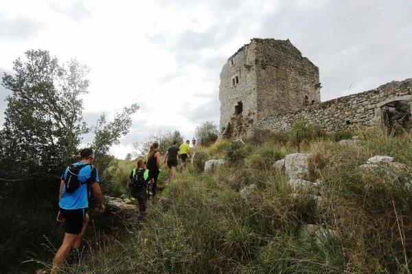 Trail des Baous 2016 (Saint-Jeannet) – Amandine Ginouves reine des Baous sur 30 km