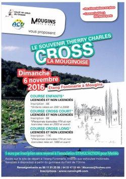 La Mouginoise 2016 (Mougins) - Un record de participation !