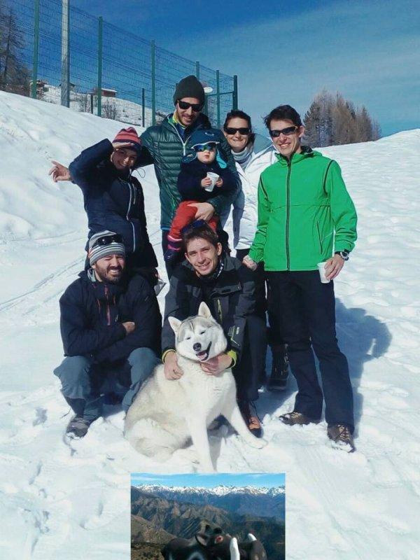 Trail des Neiges de Valberg 2017 -  Les disciples d'Igor en force...!