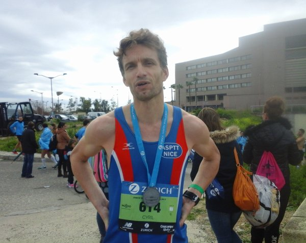 Le Marathon de Séville 2016 avec Cyril Trouilhas