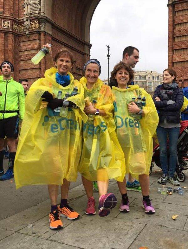 Semi-Marathon de Barcelone 2017 - Véronique Valette 2ème Master 3