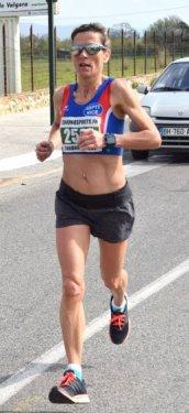 Semi et 10 km de Hyères 2017 - Victoire de Magali Reymonenq sur Semi-Marathon
