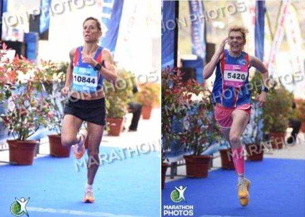 Nice Running Day - La Victoire pour Amandine (Semi), Magali (10 km) et Nathalie (5 km)
