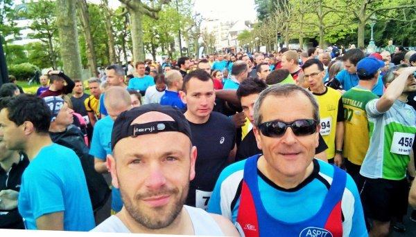 Ronde d'Enghien 2017 (Val d'Oise - 95) - Bernard Lefevre de retour...sur 10 km !