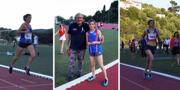 """Premier meeting 1000 m régional 2017 de l'ASPTT Nice - Un bon """"millésime"""""""