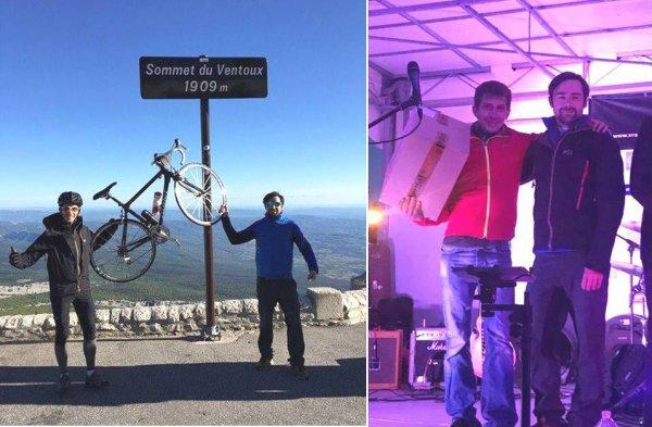 Xrace Adventure 2017 (Mont-Ventoux) - Podium pour Sébastien Magyari