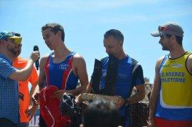 Cotignac Trail Challenge (Var) 2017 - Anthony 2ème sur 13 km, Isabelle 2ème sur 25 km