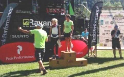 Samoëns Trail Tour (Haute-Savoie) - Jany et Clary Nosmas défient les Allobroges !