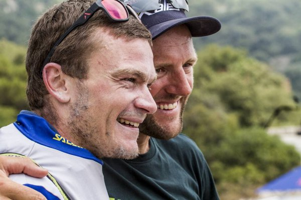 La Chevauchée Fantastique de Benoit Outters, 2ème du Red Bull X-Alps 2017