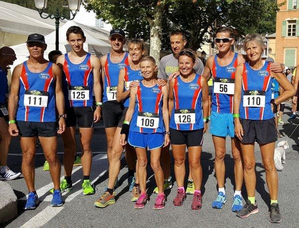 La Course de Louch 2017 (Isola) - Victoire de David Gauthier; Grégory Pouyez 3ème