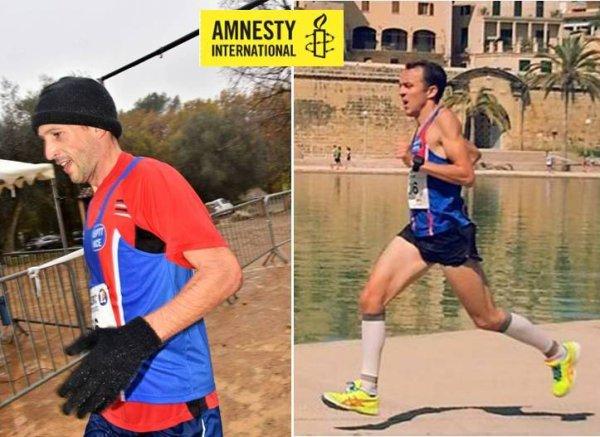 Cross Amnesty International 2017 (Valbonne) - Top 10 pour Nicolas Bressy sur 11 km