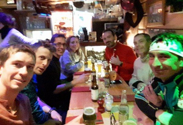 Vertical Race Challenge 2018 (Auron, 06) - 2ème manche