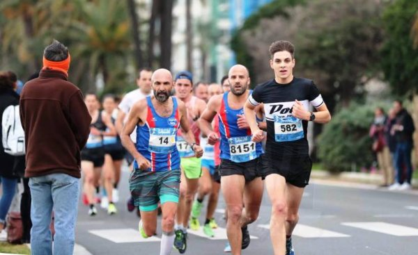 10 Km Prom' Classic 2018 (Nice) - Jean-Bernard Grondin 2ème Master 2