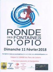 La Ronde des Fontaines d'Opio 2018 - Succès de participation