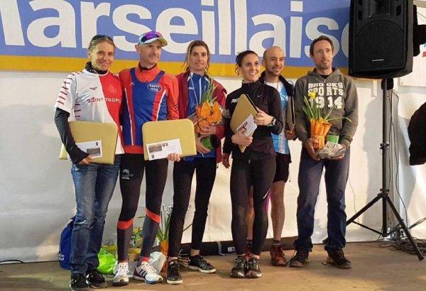 Régionaux PACA de Trail (Septèmes, 13) - Maximilien Maccio Vice-Champion Master 1