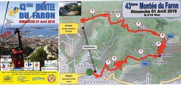 """Montée du Faron 2018 (Toulon) - Sylvain Viallet en """"session de rattrapage""""..."""