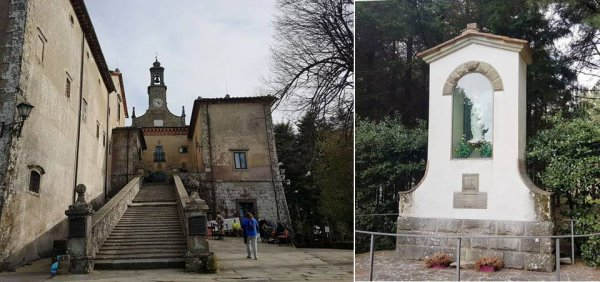 Ultra Trail Via degli Dei 2018 (Italie) - Routes, pistes, sentiers et boue pour Jean-Vincent