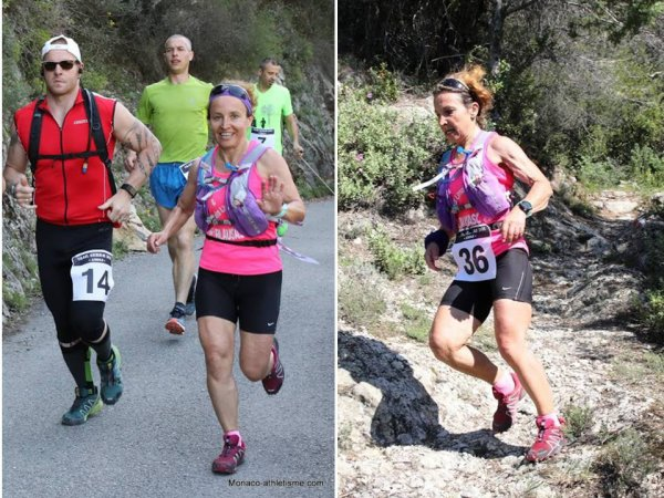 Trail Gerbae d'Airole 2018 (Italie) - Victoire féminine d'Isabelle Belia