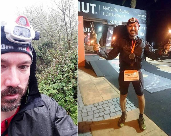 Madeira Island Ultra Trail 2018 - Nicolas Campodonico jusqu'au bout de l'effort !