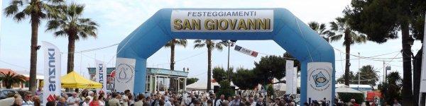 La corrida San Giovanni (Imperia, Italie) - Laurent Bermon 4ème scratch (1er Master)