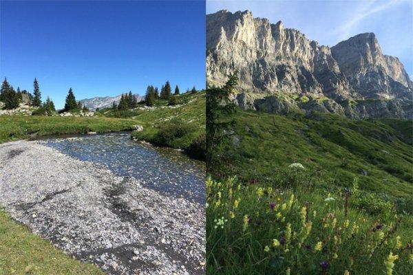 Trail du Tour des Fiz 2018 (Passy, Haute-Savoie)