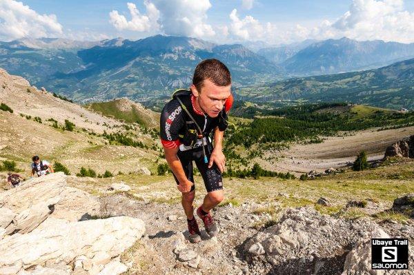 Ubaye Trail Salomon 2018 (Barcelonette) - Jean-Marc et Benoit à la fraîche ?