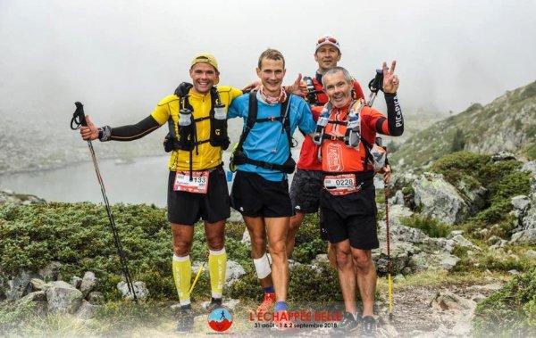 """L'Echappée Belle 2018 (Aiguebelle, Savoie) - """"L'ultra-défi"""" de Jean-Vincent Bihannic !"""
