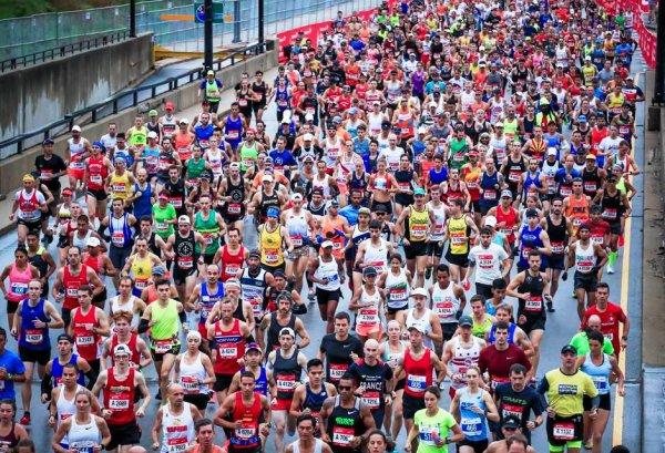 Marathon de Chicago 2018 - Alexis Gigant sous les 2h45' !