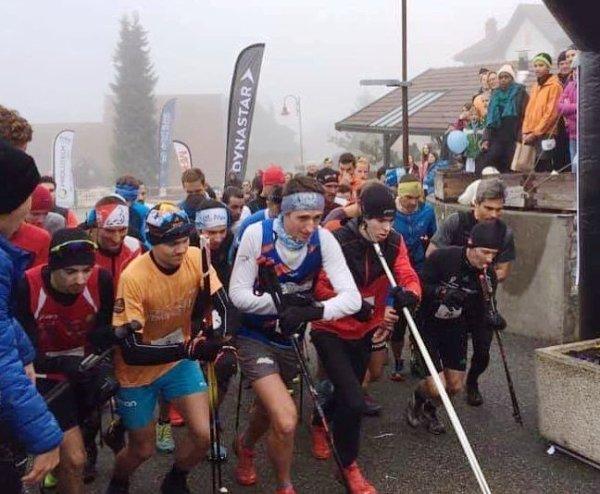 Kilomètre Vertical d'Annecy 2018 (Haute-Savoie)
