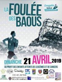 La Foulée des Baous 2019 (Saint-Jeannet) - 21 avril 2019