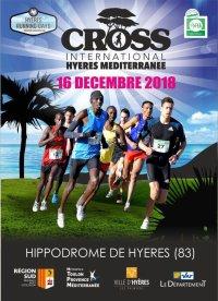 Cross Hyères Méditerranée 2018 - Top 5 en catégorie pour Magali, Moez et Didier