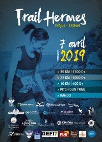 Trail Hermes Fréjus Estérel 2019 (Var)
