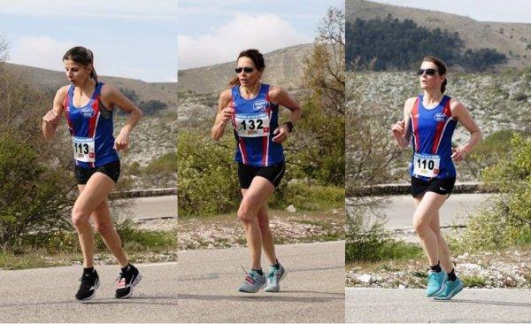 Championnat Régional PACA de Course de Montagne 2019 - L'ASPTT Nice Côte d'Azur Champion Régional par Equipe