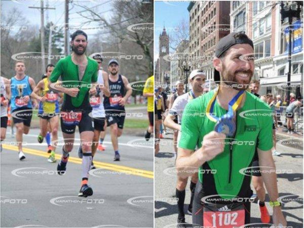 Marathon de Boston 2019 (USA)