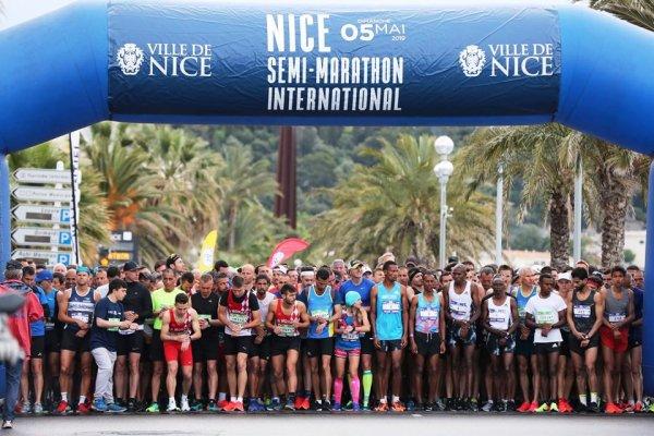 Nice Running Day 2019 - Semi-Marathon, 10 km, 5 km, 4 km et 2 km