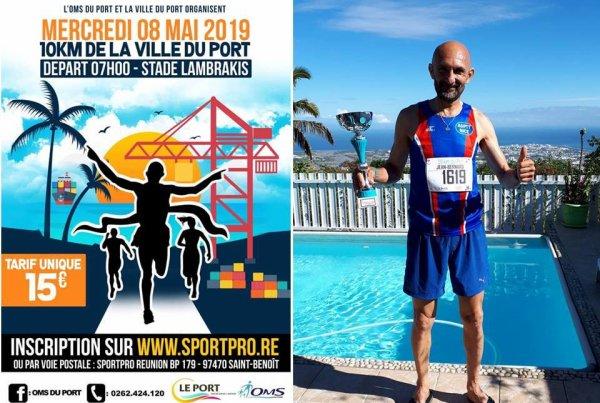 10 km du Port 2019 (Le Port, La Réunion)