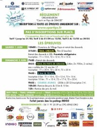 Grasse Running Days 2019 (06) - Victoire de Christine Bourlat sur le City Urban Trail