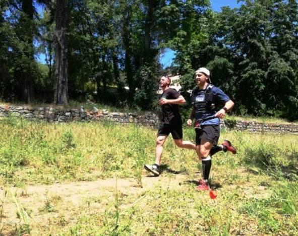 Trail des Maures 2019 (Collobrières, Var)