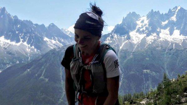 """""""Marathon du Mont-Blanc"""" 2019 (Chamonix, 74) - Podium pour Céline sur 10 km"""