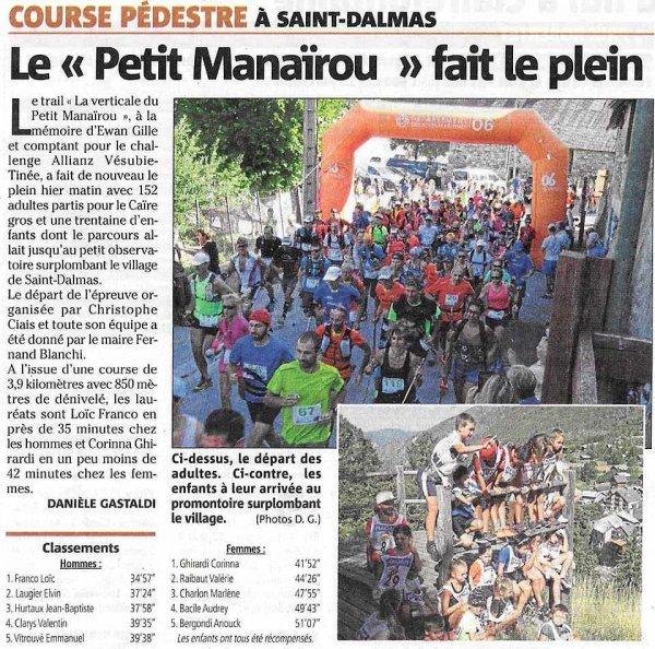 Verticale du Petit Manaïrou 2019 (Saint-Dalmas-de-Valdeblore, 06)