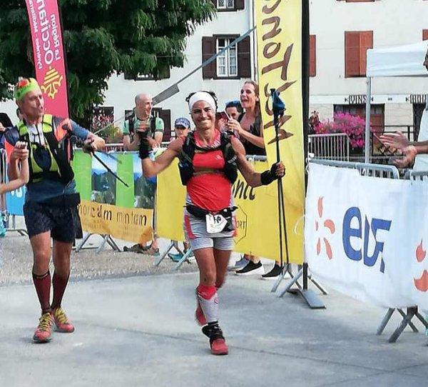 Challenge Montcalm 2019 (Pyrénées) - Amandine 3ème femme sur 109 km / 11500 D+