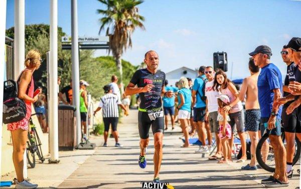 Aquathlon (SwimRun) de Villeneuve-Loubet 2019 - Hugues Plessis 6ème