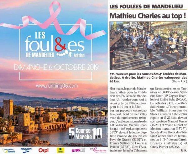 Les Foul&es de Mandelieu 2019 (06) - Sébastien 3ème Master 1, Alexandre 1er Espoir